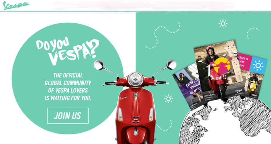 Friends Of The Vespa In The Do You Vespa Global Community
